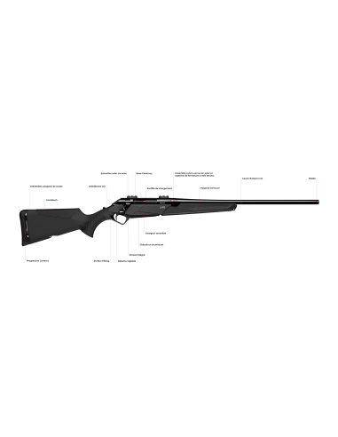 Carabine De Chasse Lupo 308WIN  -...