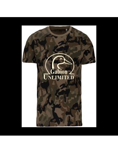T-Shirt Woodland - GABION UNLIMITED