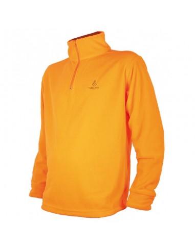Sweat Polaire Enfant Orange - Somlys