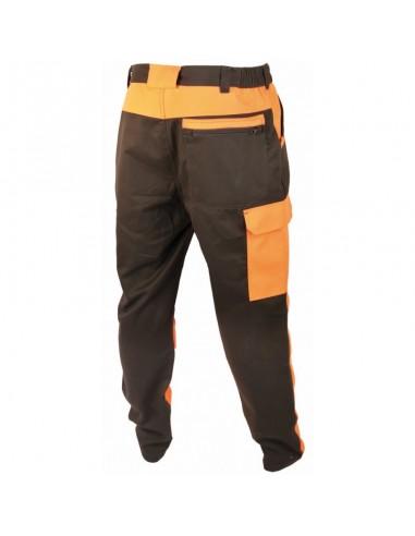 Pantalon Vert/Orange Enfant Treeland...