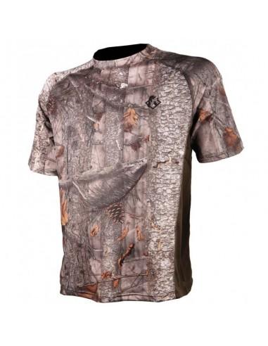 Tee-Shirt Manches Courtes Camo 3DX -...