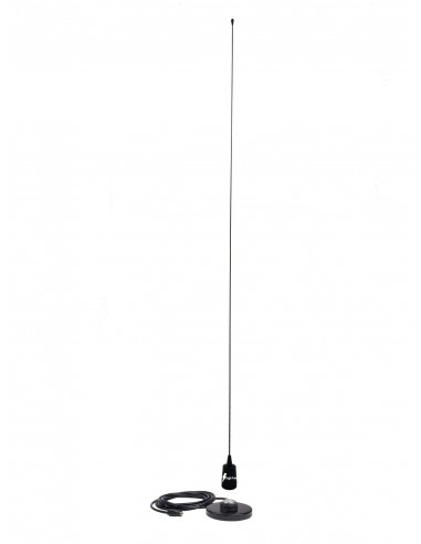 Antenne De Toit Supraflex Black 125cm...
