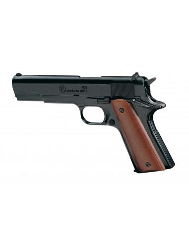 Pistolet 9mm A Blanc 911 Bronzé -...
